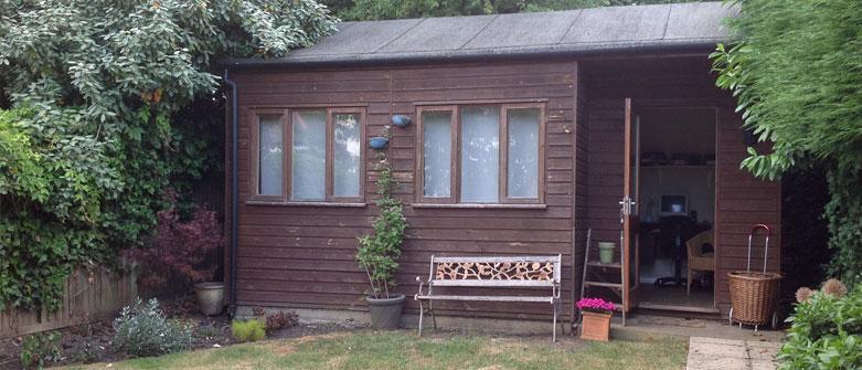 Reflexology Finchley based studio